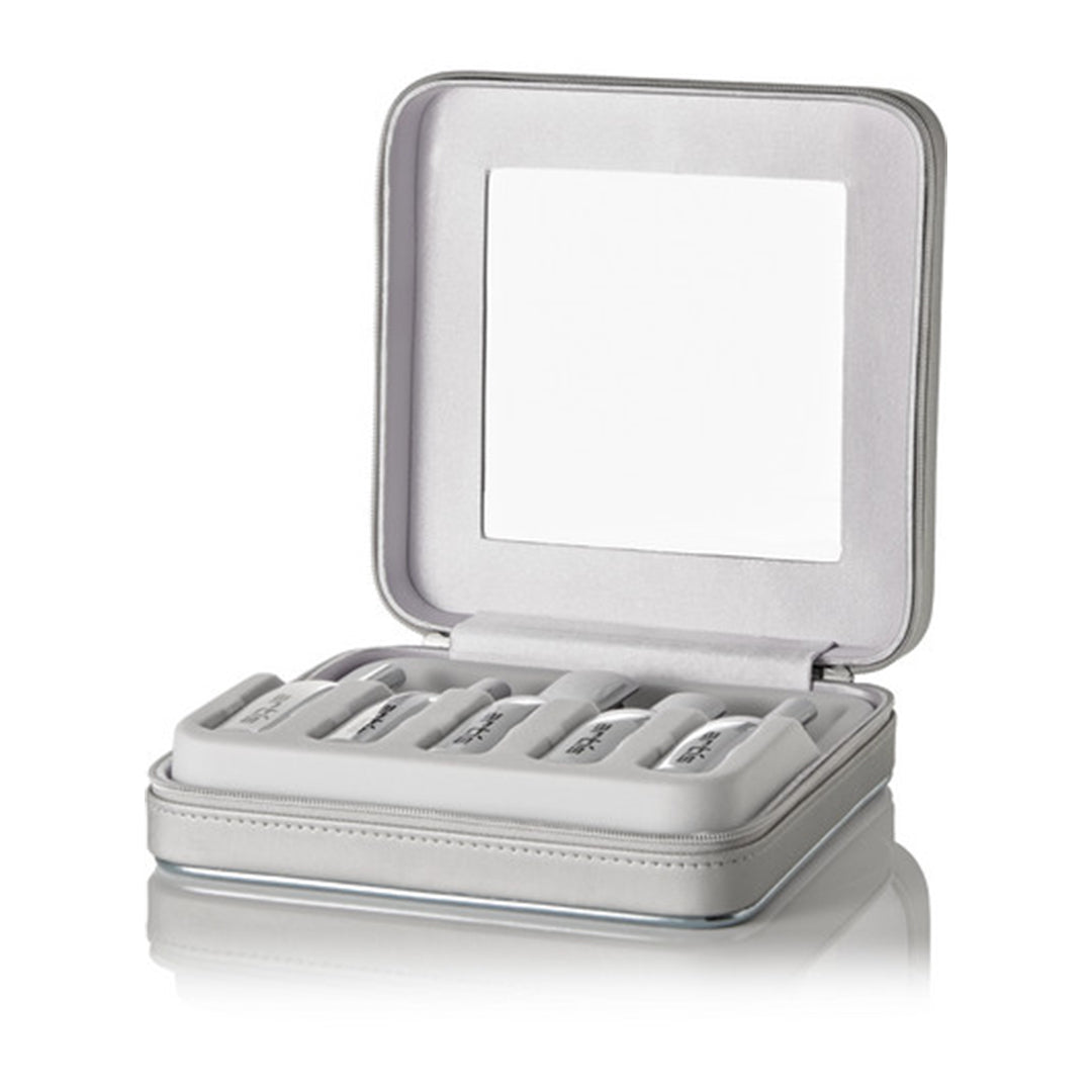 Deluxe Silver Travel Case