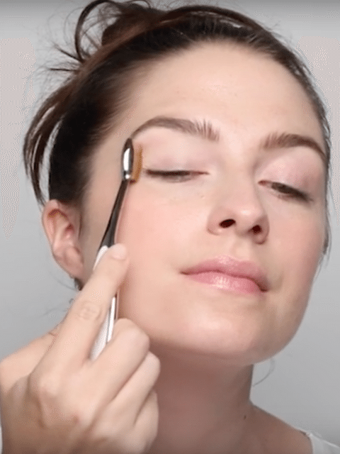Elite Linear 3 Makeup Brush Tutorial
