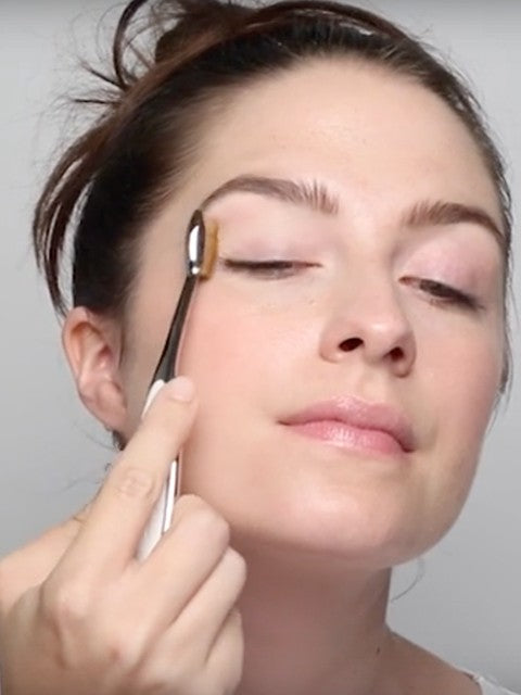 Elite Oval 3 Makeup Brush Tutorial