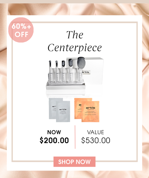 The Centerpiece. Now $200. 60%+ off. Value of $530. Shop now.