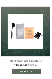 The Earth Sign Essentials. Now $61.50. Value of $102.50.