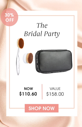 The Bridal Party. Now $110.60. 30% Off. Value of $158. Shop now.