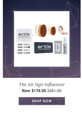 The Air Sign Influencer. Now $176.05. Value of $251.50.