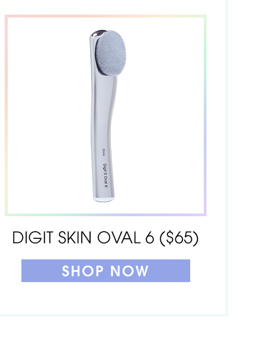 Digit Skincare Oval 6 ($65) Shop now.