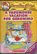 Paws Off, Cheddarface by Geronimo Stilton