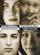 Abnormal Psychology: An Integrative Approach (with Infotrac And Cd-Rom) - Third Edition by David H. Barlow