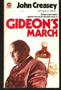 Gideon's Wrath by J. J. Marric