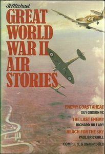 Great War Stories: the Colditz Story; the Bridge on the River Kwai; the Battle of River Plate; the Dam Busters by Patrick Robert Reid; Pierre Boulle; Dudley Pope; Paul Brickhill