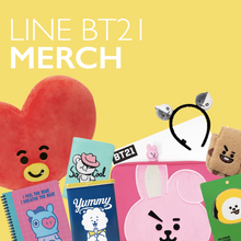 LINE BT21 MERCH