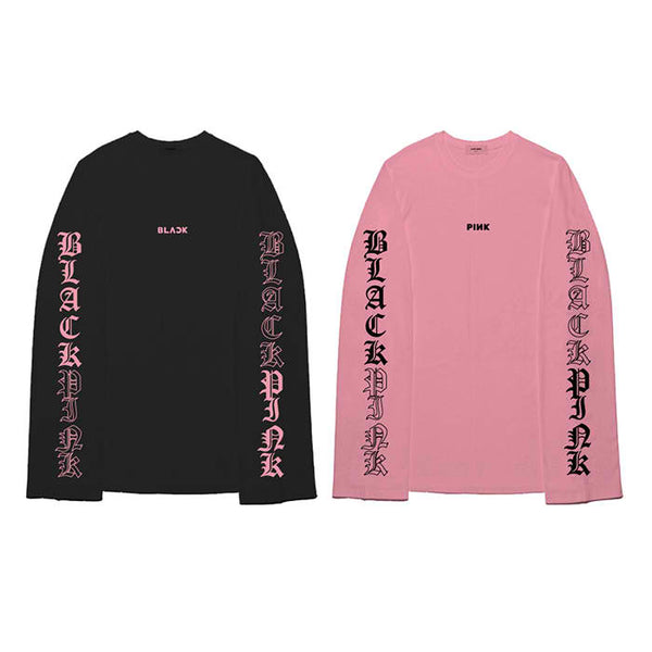 BLACKPINK - Long Sleeve Tshirt