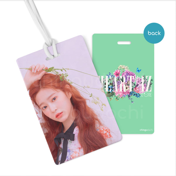 IZ*ONE - HEART / 2 TYPES BAGTAG