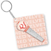 RED VELVET - LIGHTSTICK KEYCHAIN