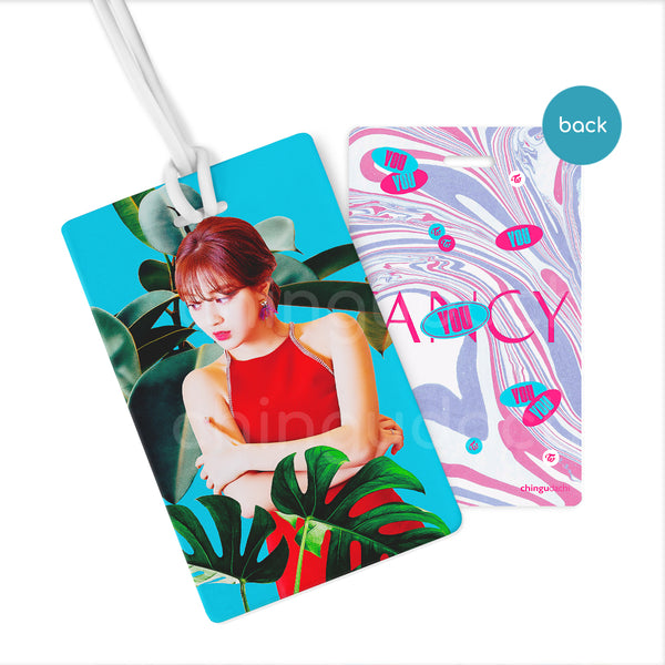 TWICE - FANCY BAGTAG / 2 TYPES