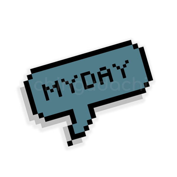 DAY6 - MYDAY FANDOM PIN