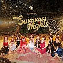 TWICE - Special Album 'Summer Nights'