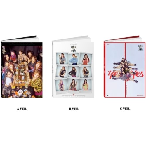 TWICE - Yes Or Yes 6th Mini Album