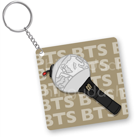 BY CD: BAGTAGS & KEYCHAINS