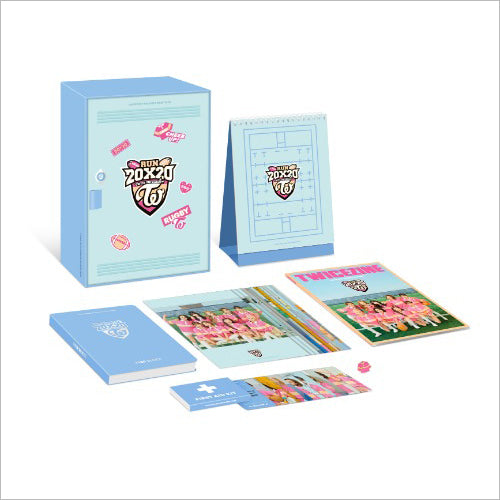 TWICE - Seasons Greetings 2020 [RUN 20X20]