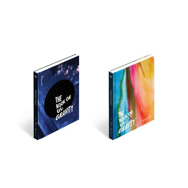 DAY 6 - Mini Album Vol.5 'The Book of Us : Gravity'