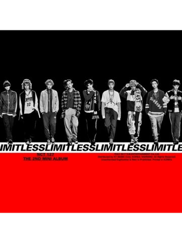 NCT 127 - 2nd Mini Album  [ LIMITLESS ]