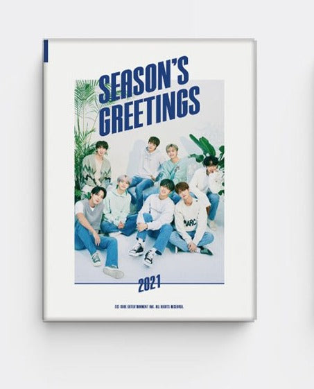PENTAGON - Season's Greetings 2021