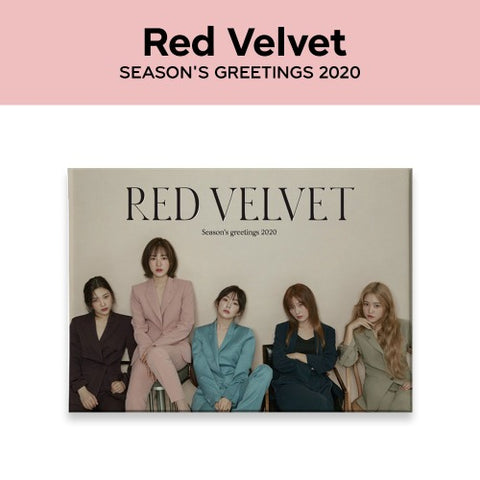 RED VELVET - Seasons Greetings 2020
