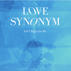 WONHO - 1ST MINI ALBUM  'LOVE SYNONYM 1. RIGHT FOR ME""