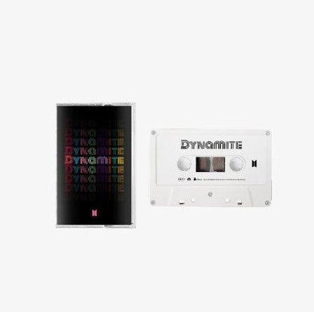 BTS - 'Dynamite' Cassette Limited Edition
