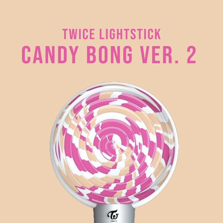 Twice Lightstick Candy Bong Z (Ver  2)
