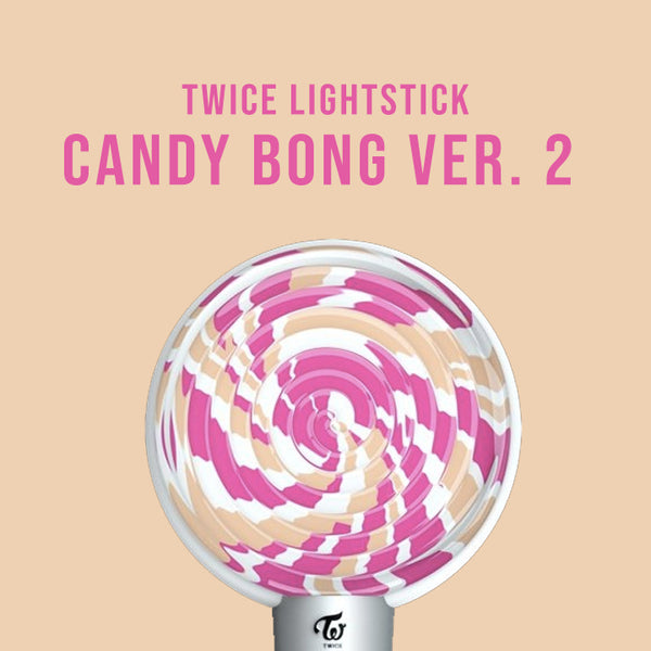 Twice Lightstick Candy Bong Z (Ver. 2)