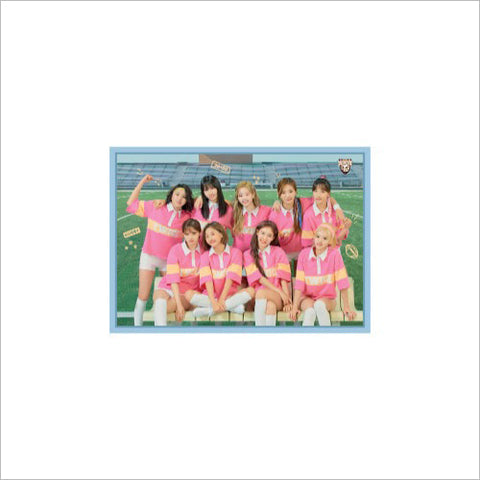 TWICE - Fleece Blanket [RUN 20X20]