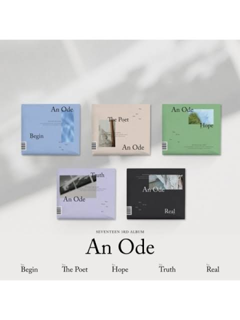 Seventeen - Album Vol.3 'An Ode'