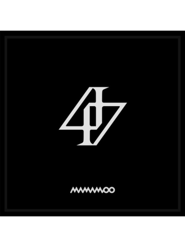 MAMAMOO - Album Vol. 2 'Reality in Black'