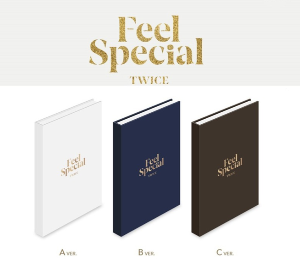 Twice - 8th Mini Album 'Feel Special'