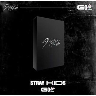 STRAY KIDS - 1st Album 'GO生' STANDARD EDITION