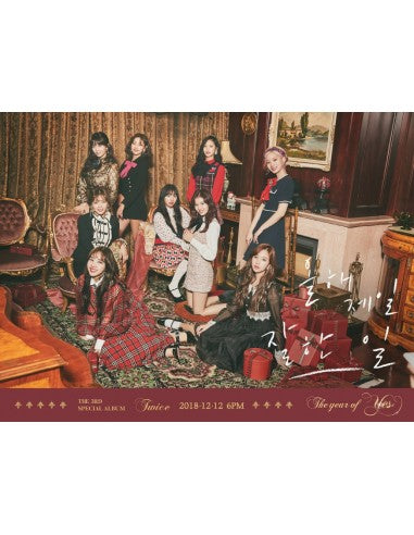 TWICE - 3rd Special Album 'The Year Of Yes'