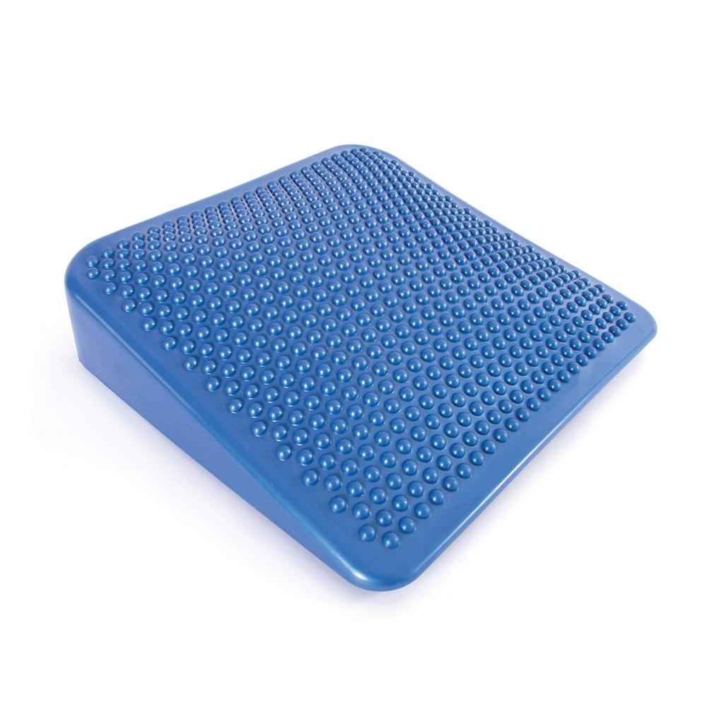Blue 66fit Junior Inflatable Wedge Cushion