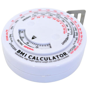 66fit BMI Anatomical Tape Measure