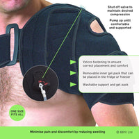 Shoulder Cold Compression Cuff