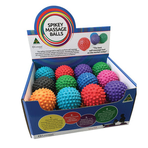 Loumet Spikey Balls (Box Of 24)