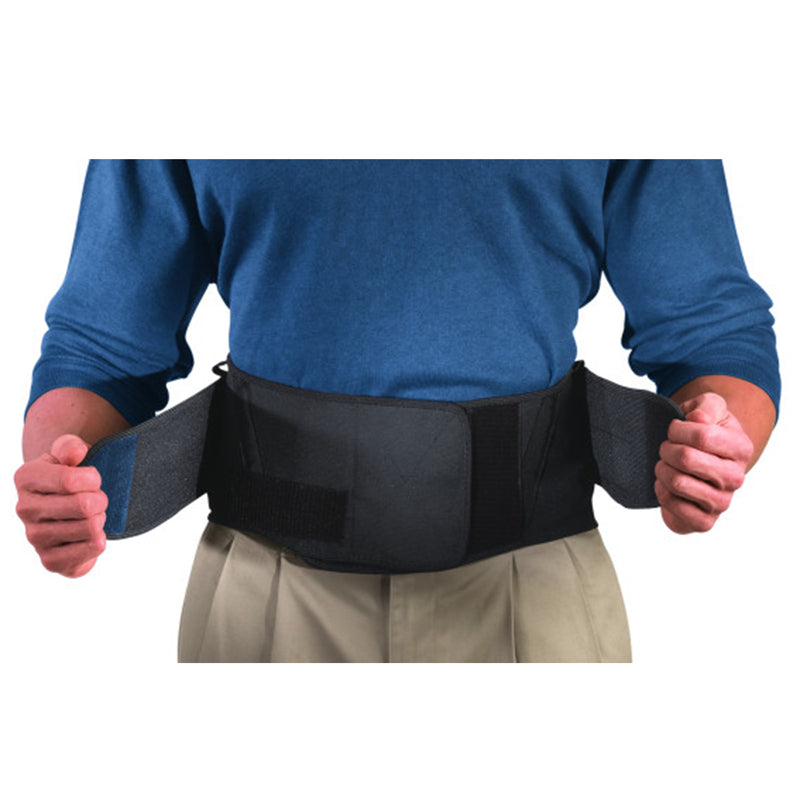 Mueller Lumbar Back Brace with Removable Pad