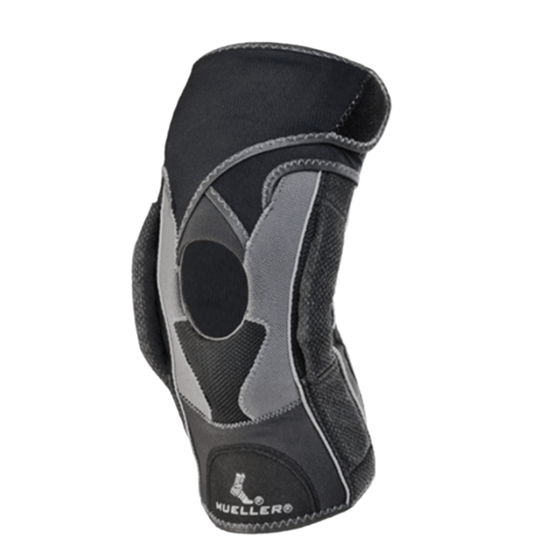 HG80 Premium Hinged Knee Brace with Triaxial Hinge and Patella Support