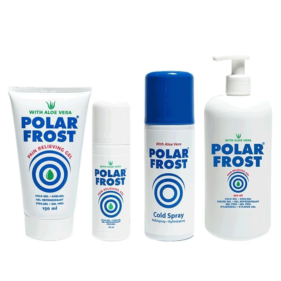 Polar Frost Pain Relieving Cold Gel - myphysioshop