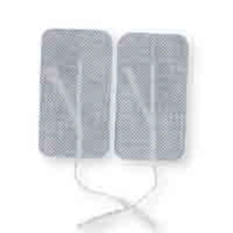 ALLCARE ELECTRODES - FABRIC BACKED, CARBON FILM, SELF ADHESIVE