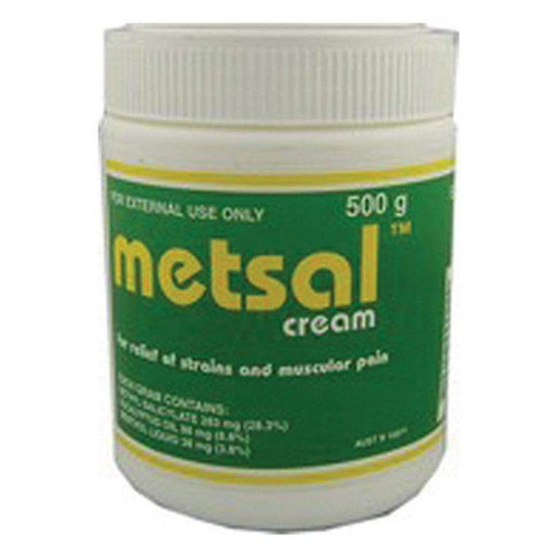 METSAL CREAM 500GM
