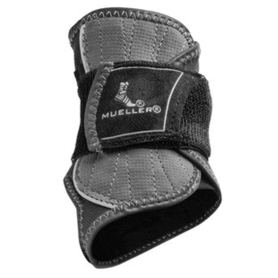 MUE7971 HG80 BREATHABLE PREMIUM WRIST BRACE WITH PALMAR AND DORSAL FLEXIBLE STEEL SPRINGS