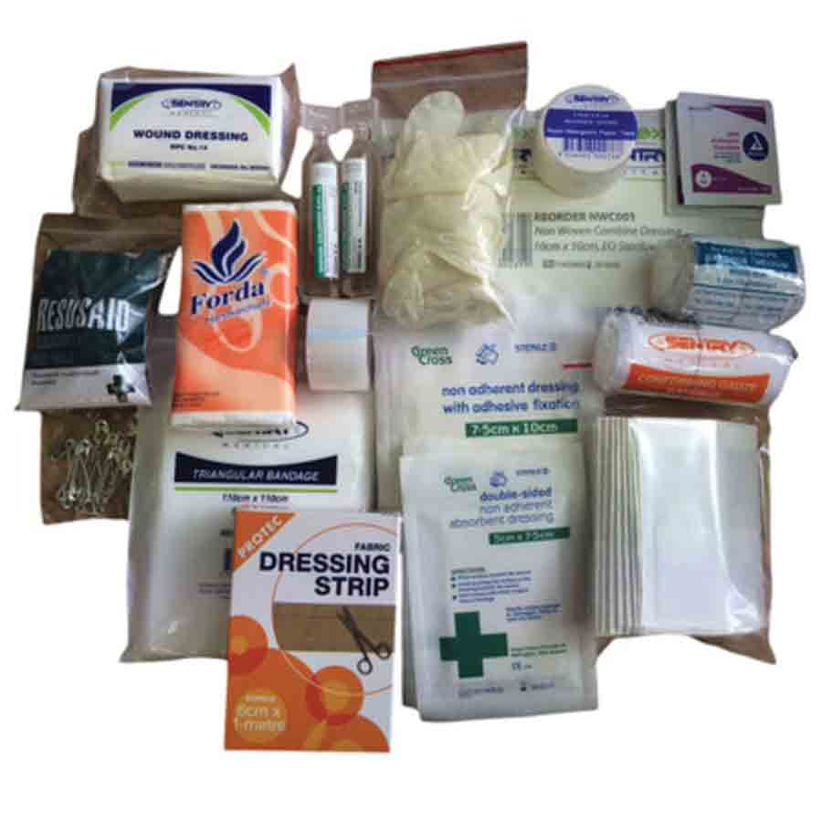 REFILL FIRST AID KIT