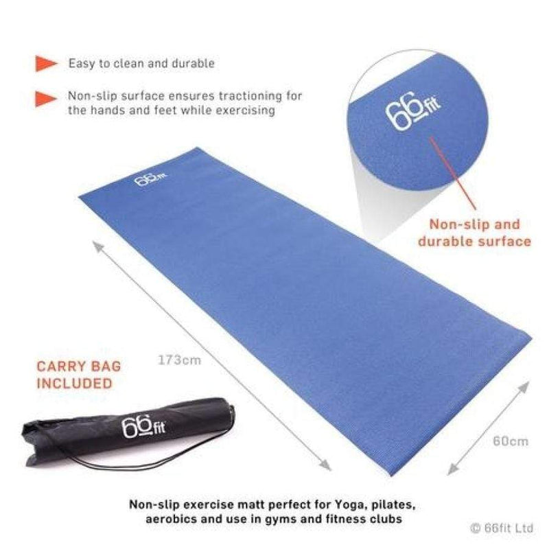 YOGA MAT & CARRY BAG 3.5MM