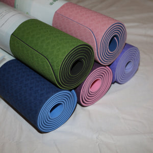 Supreme Yoga Mat 6mm Double layer
