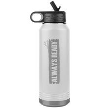 Load image into Gallery viewer, ALWAYS READY by NORTHREADY Stainless Steel 32oz Water Bottle
